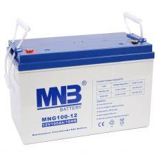 Гелевый аккумулятор MNB MNG 100-12