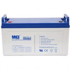 Гелевый аккумулятор MNB MNG 120-12