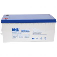 Гелевый аккумулятор MNB MNG 200-12