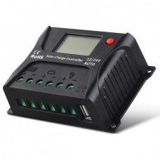 Контроллер заряда SR-HP2410 12/24V 10A