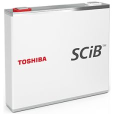 LTO Toshiba SCIB 23 Ач (Литий-титанат)