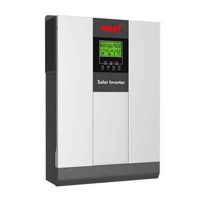 Гибридный инвертор MUST PV18-3024 VHM (MPPT, 3 кВт)