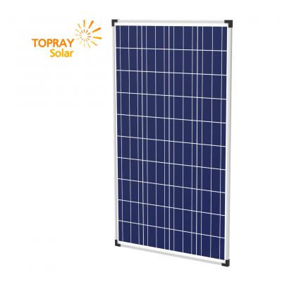 Солнечная батарея TopRay Solar поликристаллическая 110 Вт