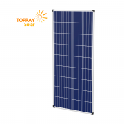 Солнечная батарея TopRay Solar 160 Вт Поли (5BB)