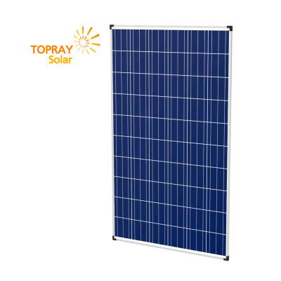 Солнечная батарея TopRay Solar поликристаллическая 280 Вт (5 BB)